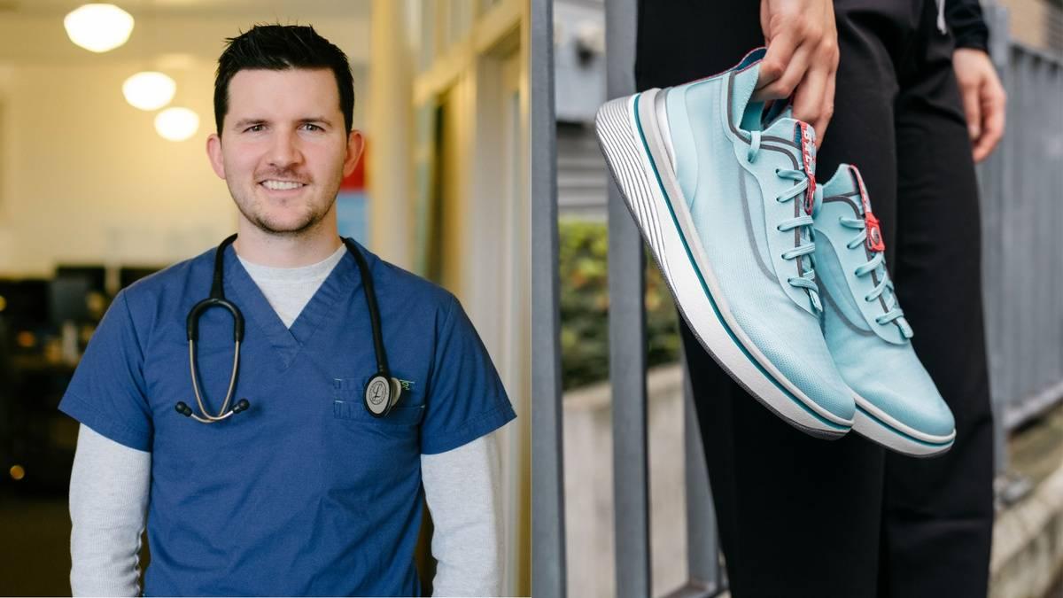 nurse zack smith bala shoes