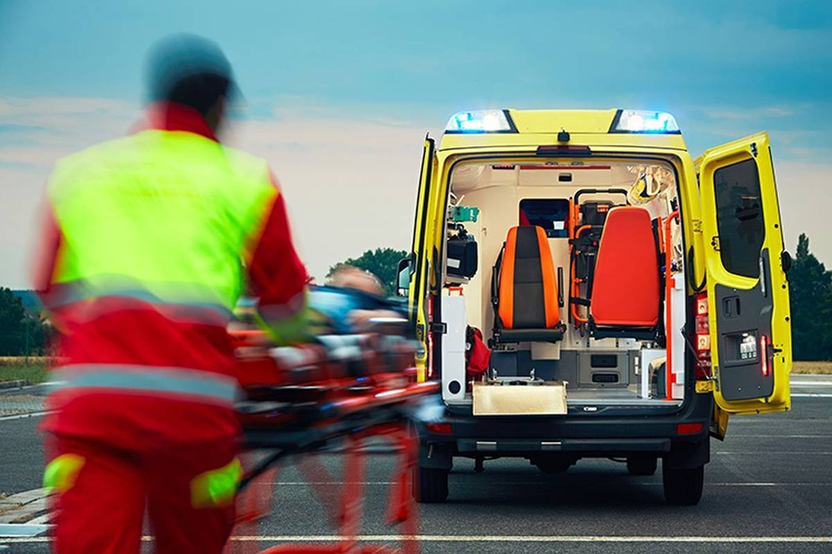 Nurse Speaks Out Against Colleagues Who Bully EMS Workers