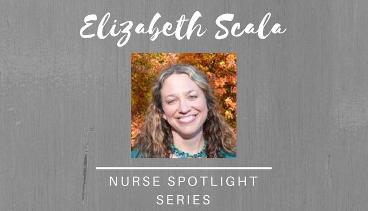 Meet Elizabeth Scala: Helping Nurses Find Balance