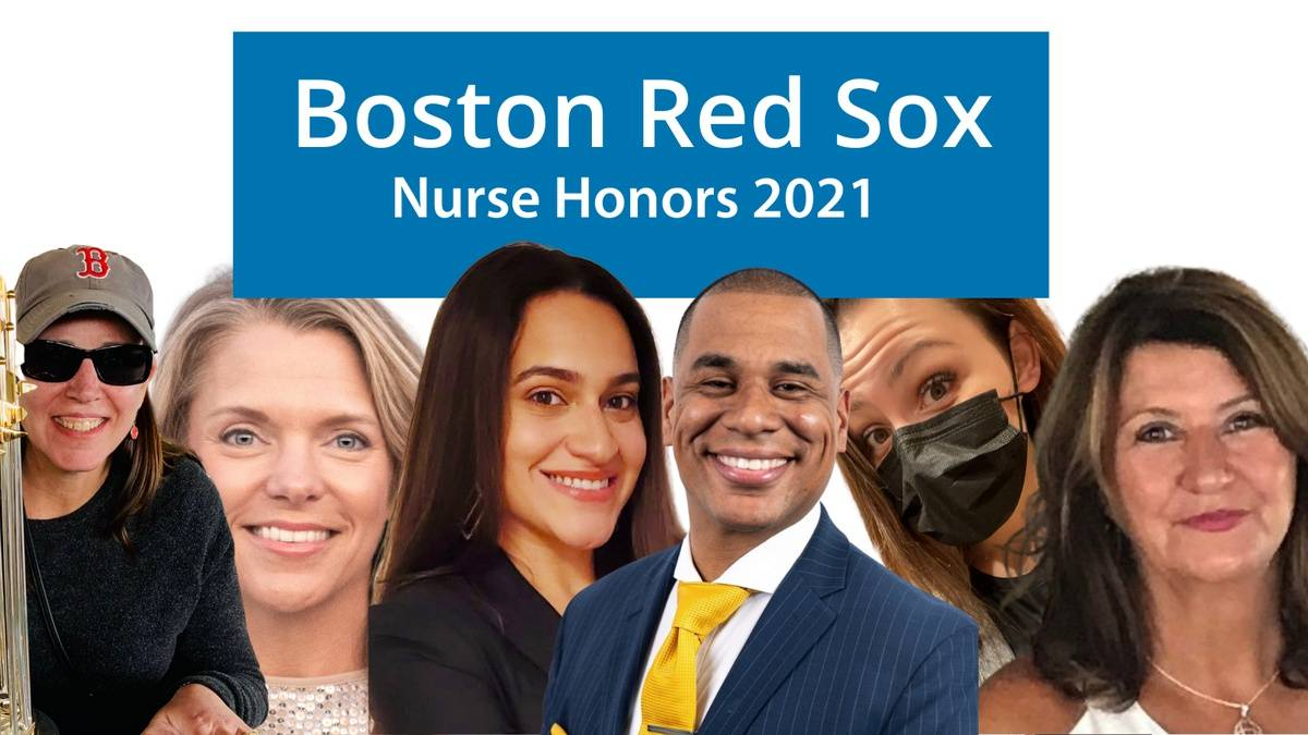 Vote For a Nurse To Throw The First Pitch at Red Sox Nurse Night 2021
