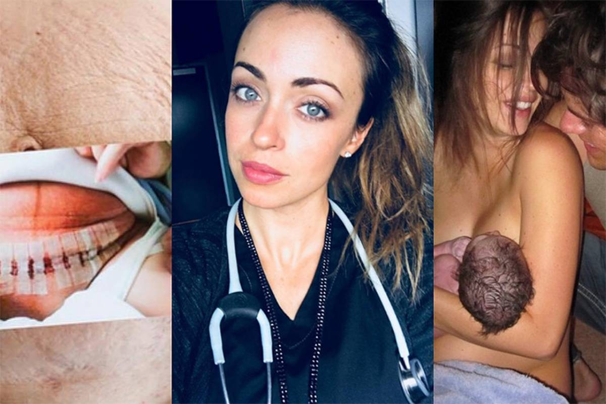 Instagram Banned Birth Photos So This Nurse Started A Petition - It Went Viral