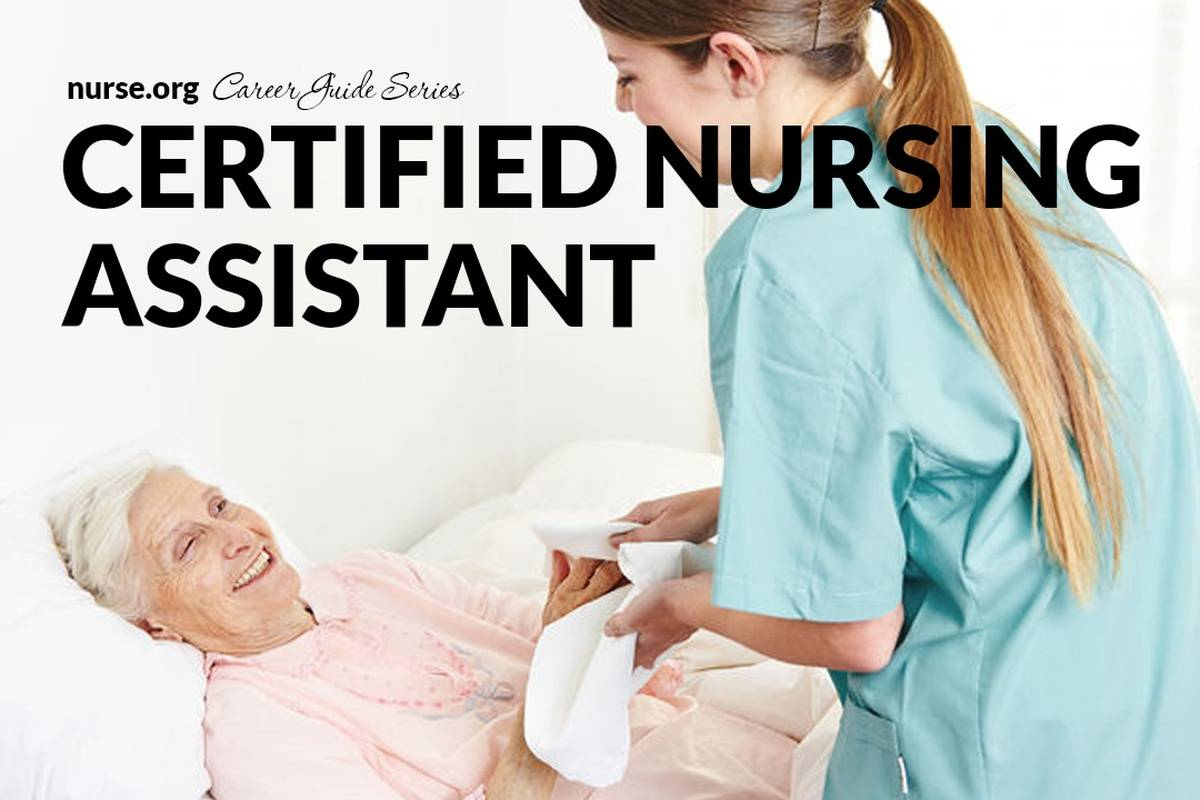 Nurse assistant helping an elderly patient in a nursing home
