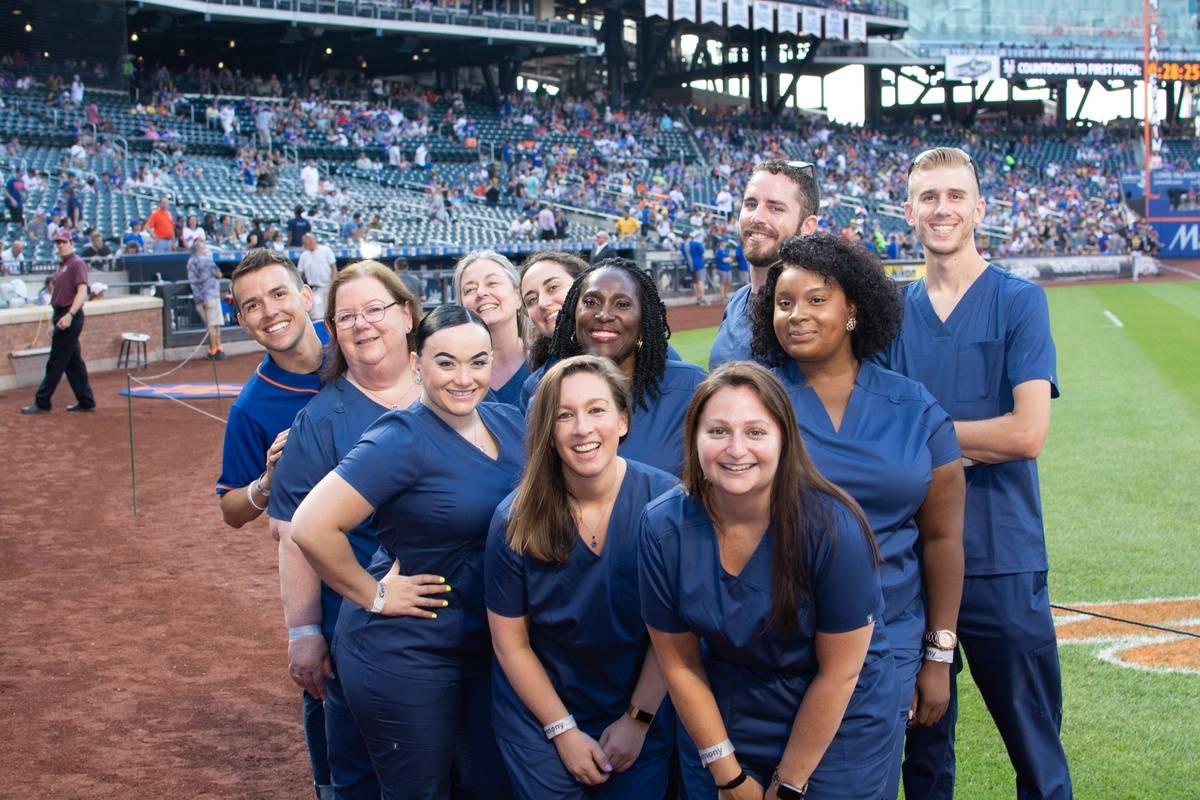 New York Mets Nurse Night 2019