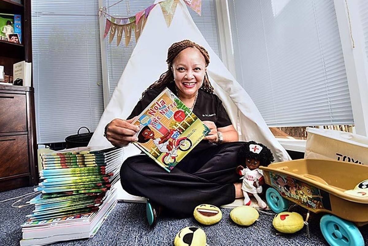 Nurse Practitioner Writes 'Nola The Nurse' Children's Book Collection