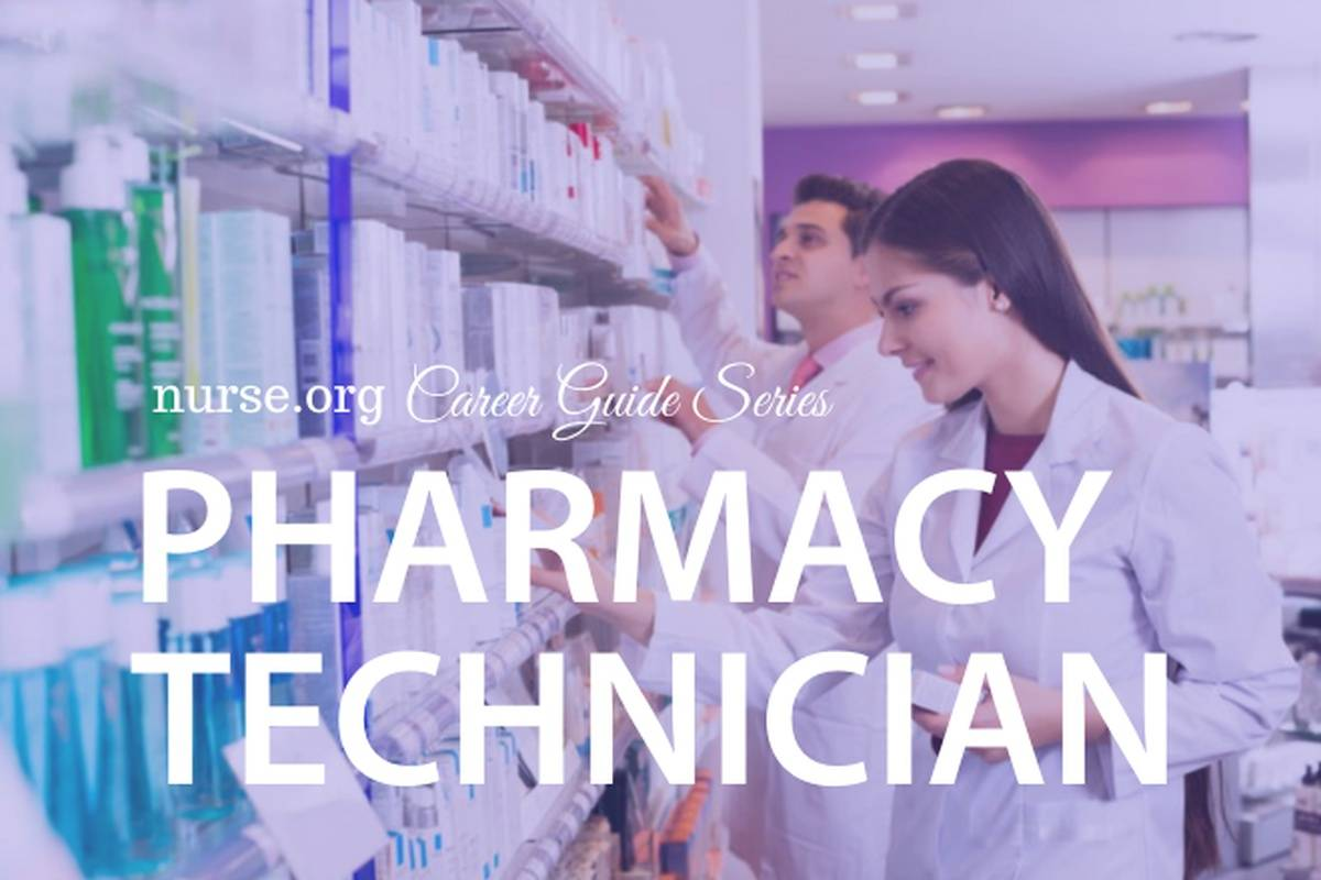 Man and woman working in pharmacy