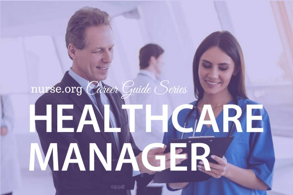 Business man talking to healthcare professional