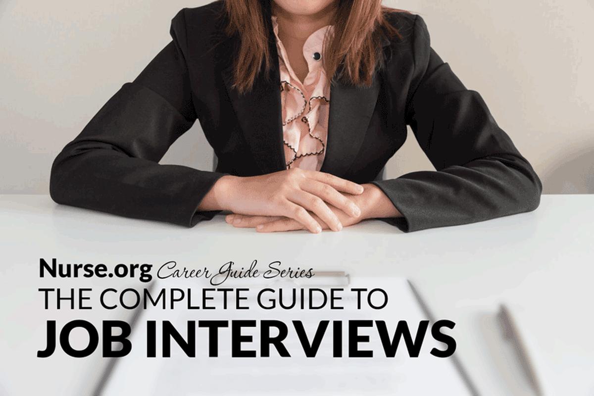 Nursing Job Interviews - Everything You Need To Know