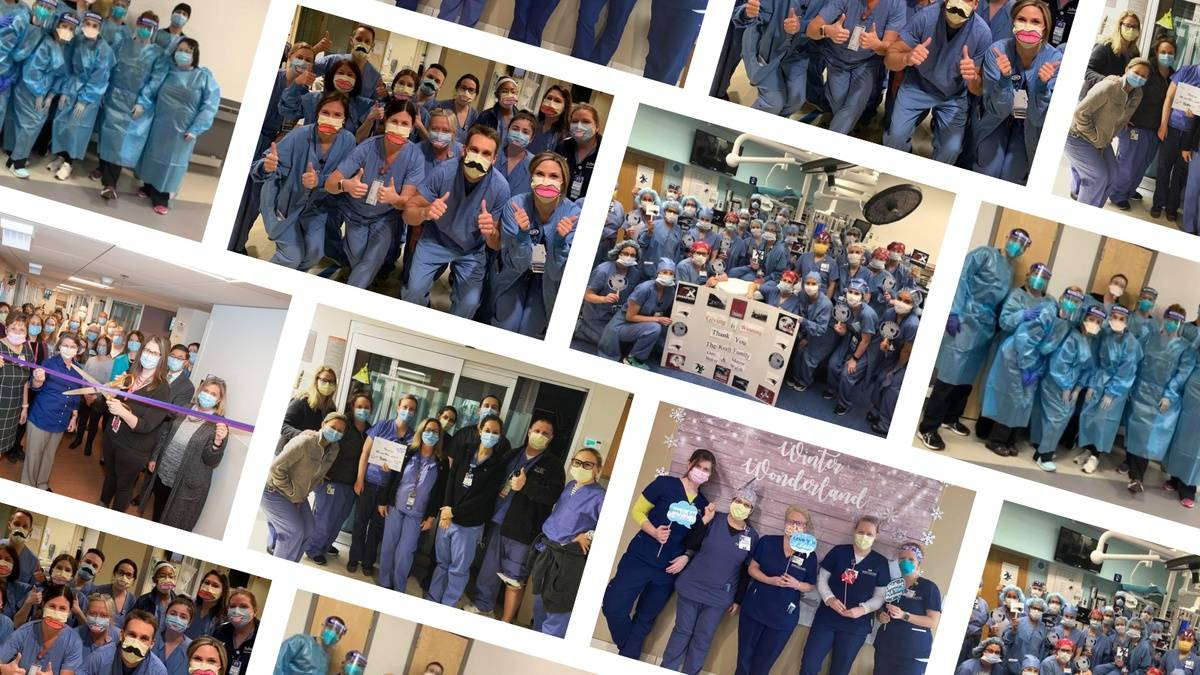 """Vote For The """"Nursing Unit of The Month"""" Awards"""