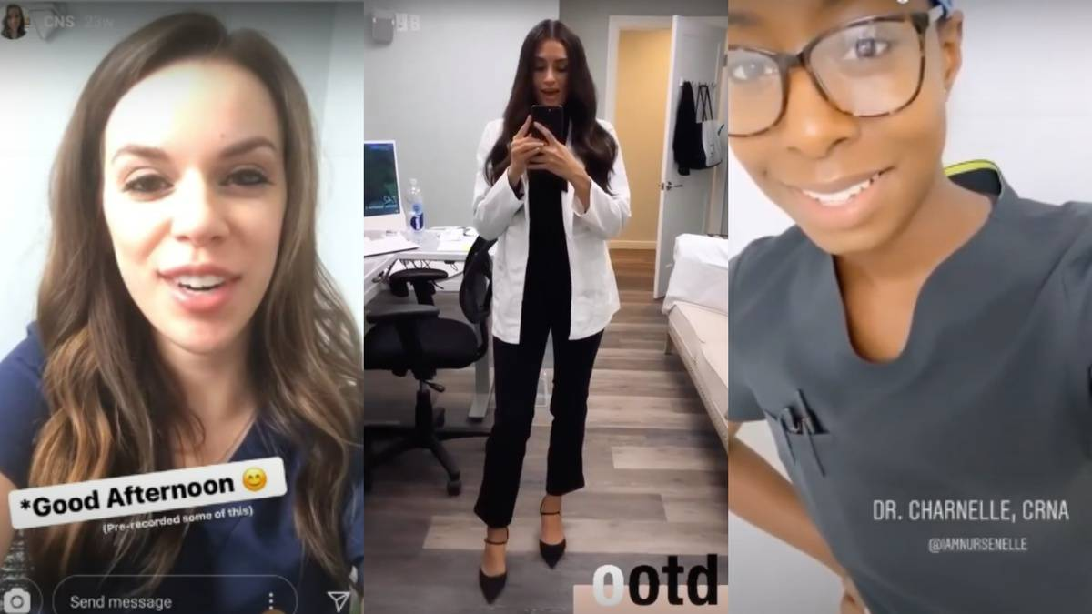 Nurse Videos: A Day In The Life