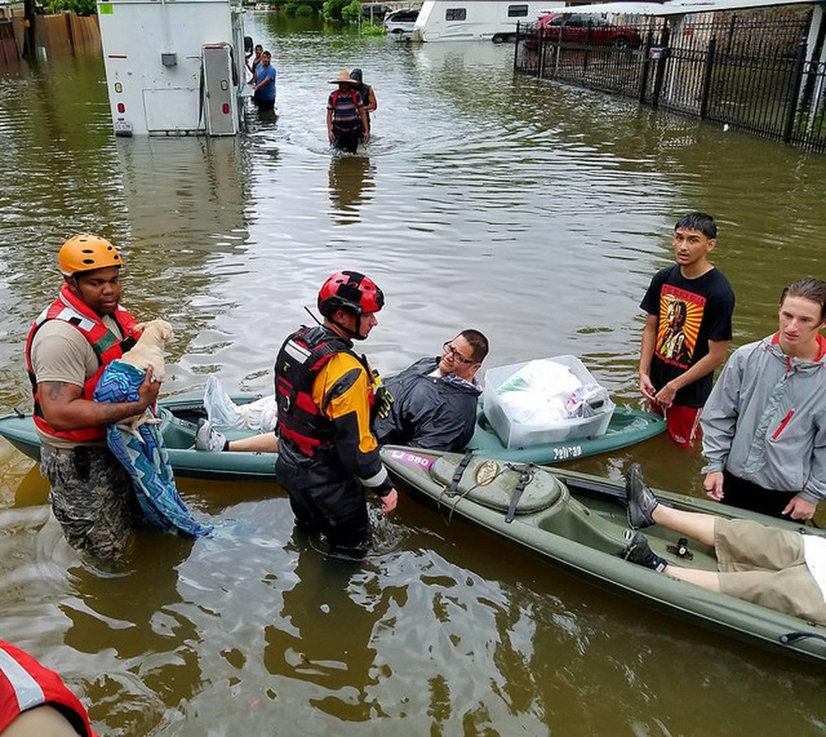 Hurricane Harvey - Here's How Nurses Can Help
