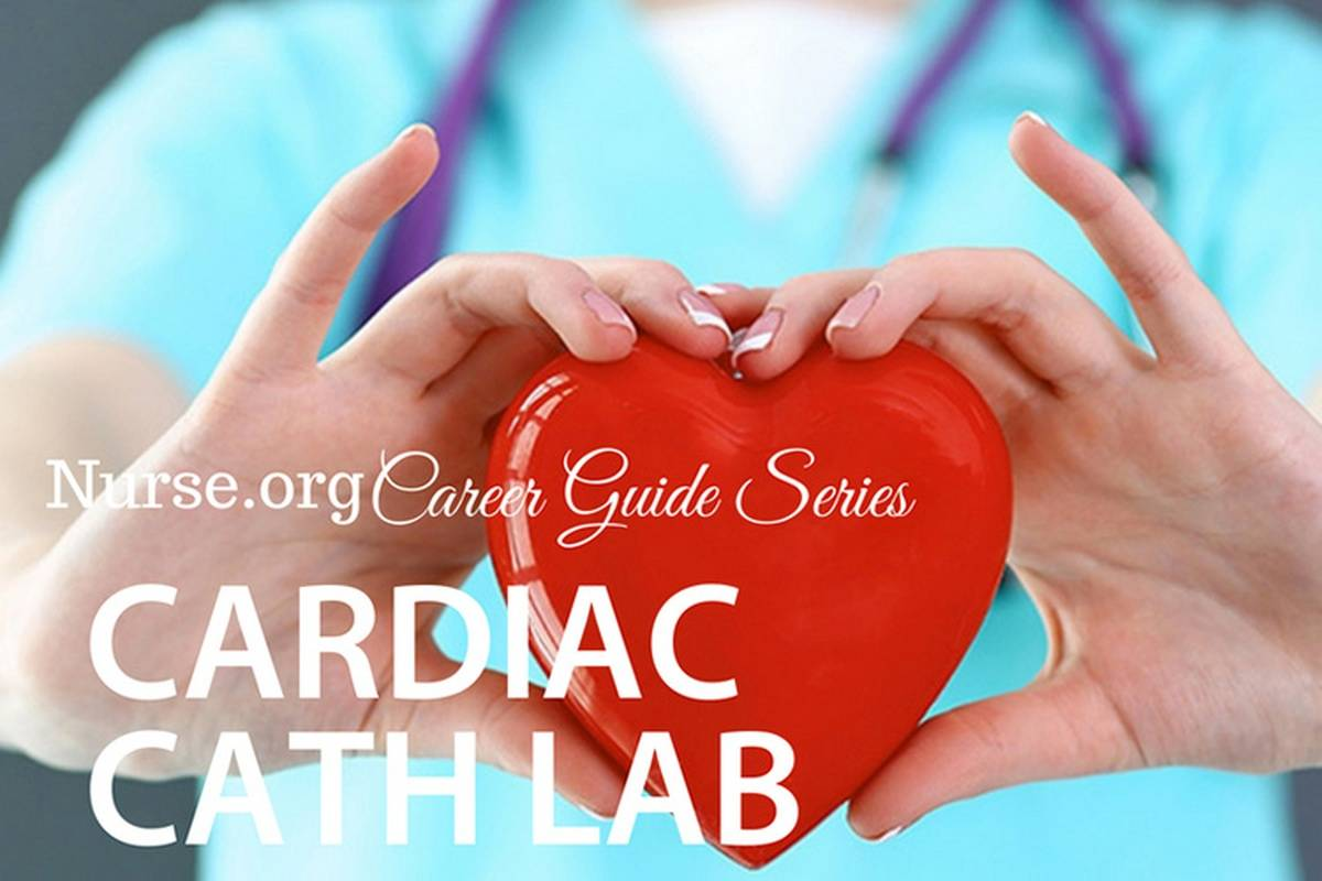 Cardiac Cath Lab Registered Nurse Career Guide