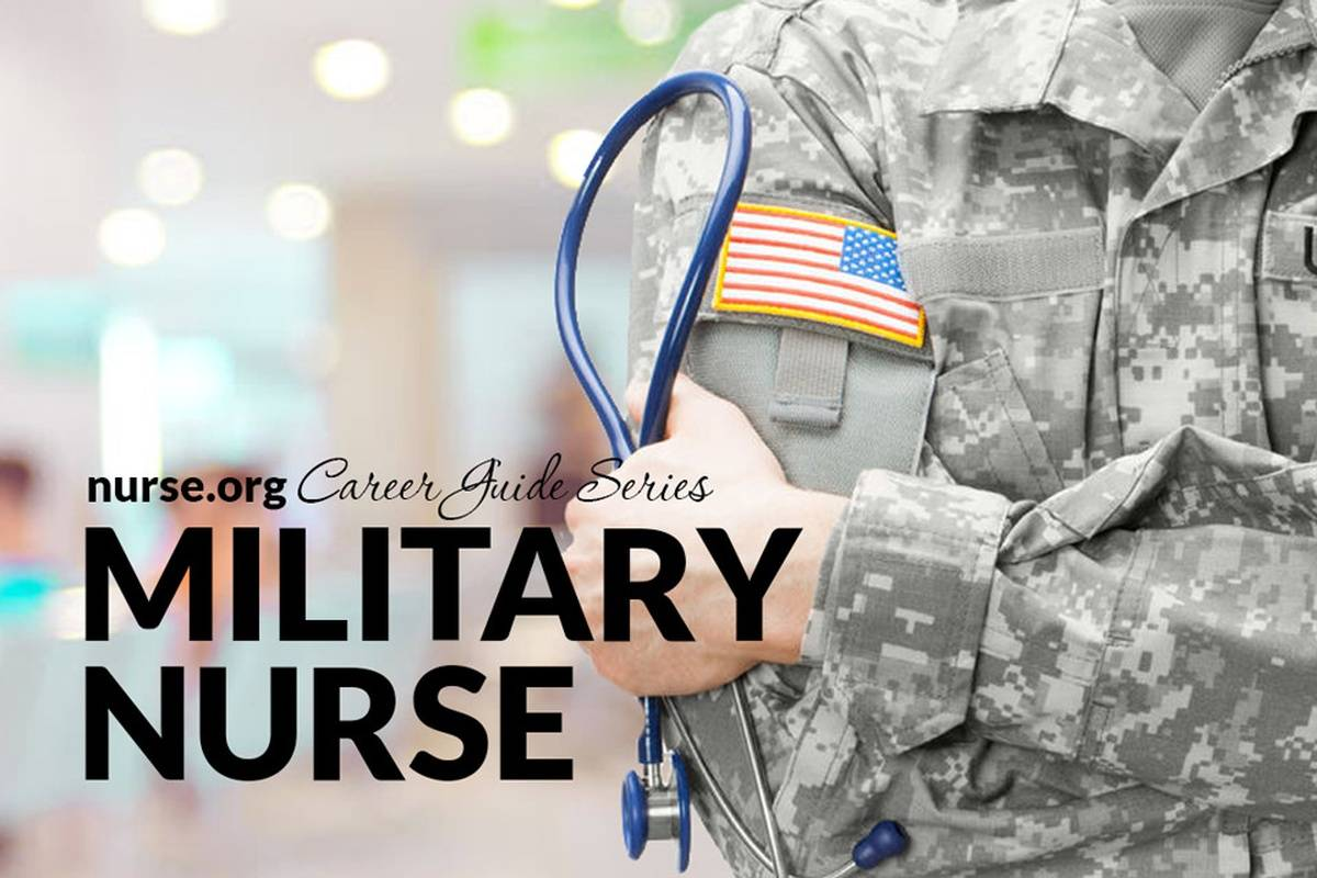 Military Nurse Career Guide