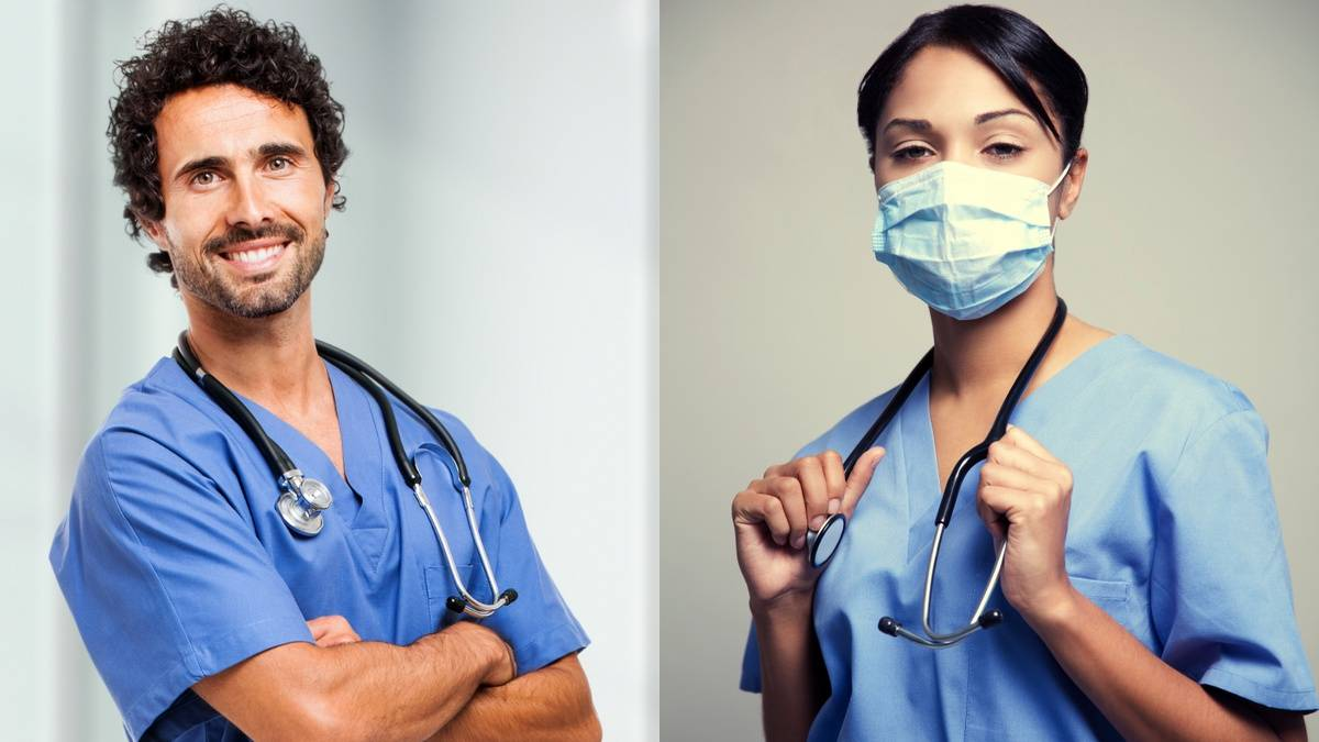 Male Nurses Earn $5,000 More Per Year Than Female Nurses, Study Finds
