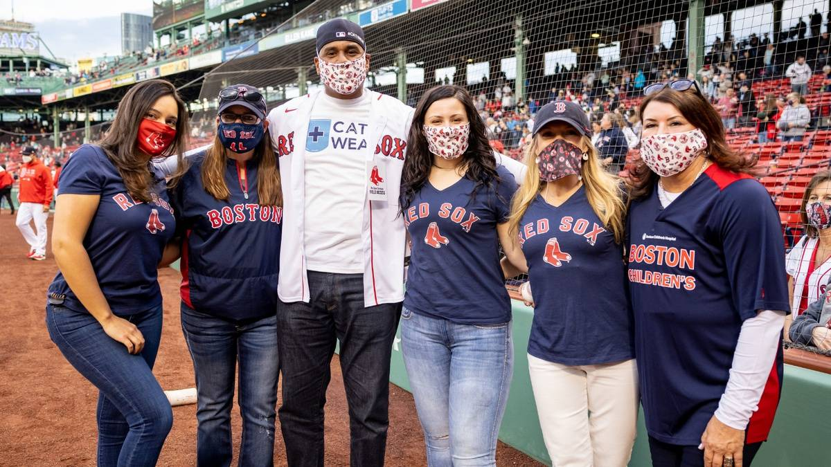 Red Sox Nurse Night 2021 Was Epic - Watch the Video Now!