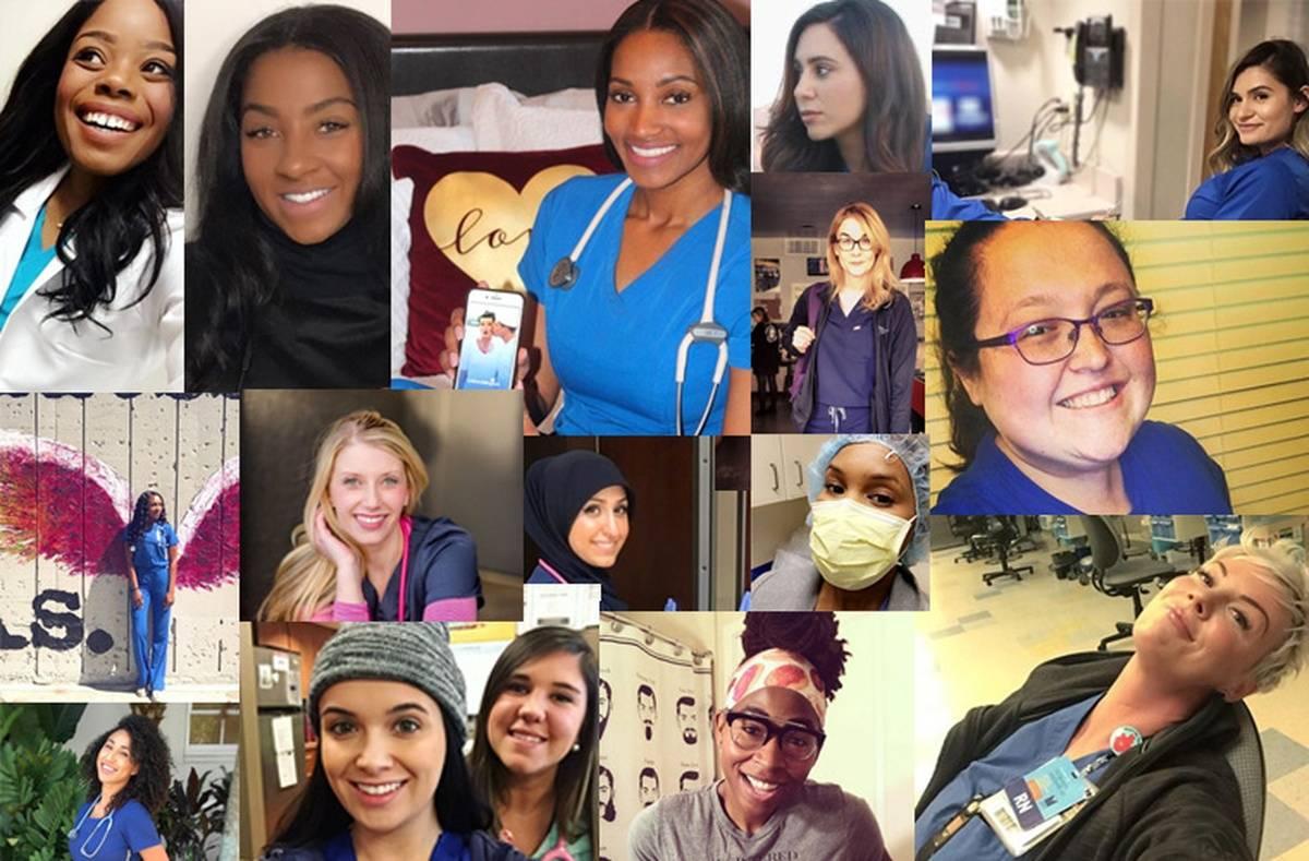 Nurses of Instagram: Saving Lives, Empowering Women And Running Business.