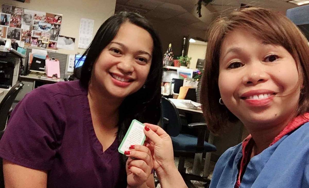"""RN Creates """"Littlethanks,"""" Line of Thank You Cards Just for Nurses"""