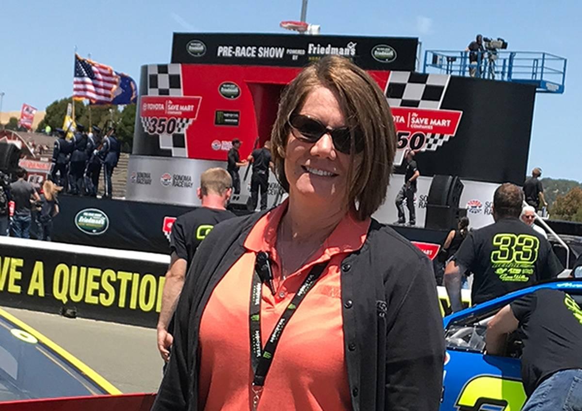 Speedy Recovery: Life of A NASCAR Nurse