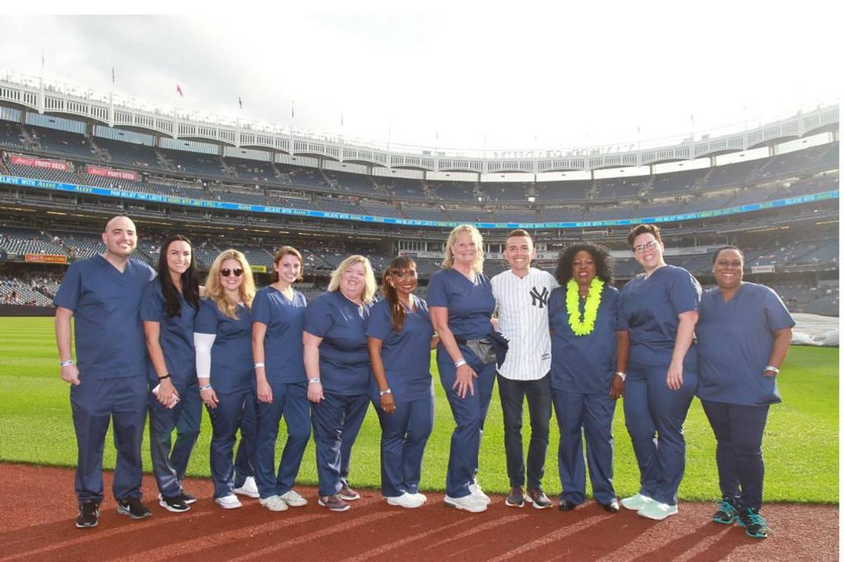 New York Yankees Nurse Night 2019