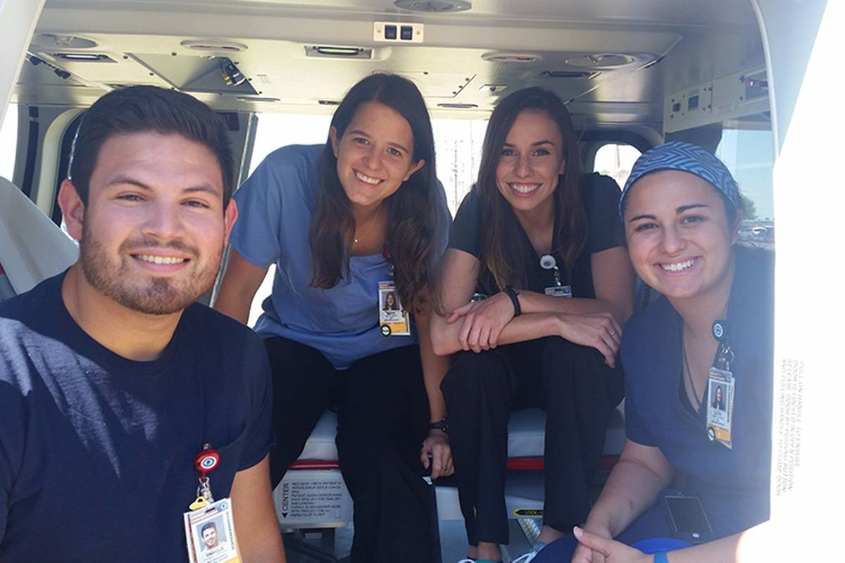 Mexican Immigrant Overcomes Childhood Poverty To Become Successful Pediatric Nurse
