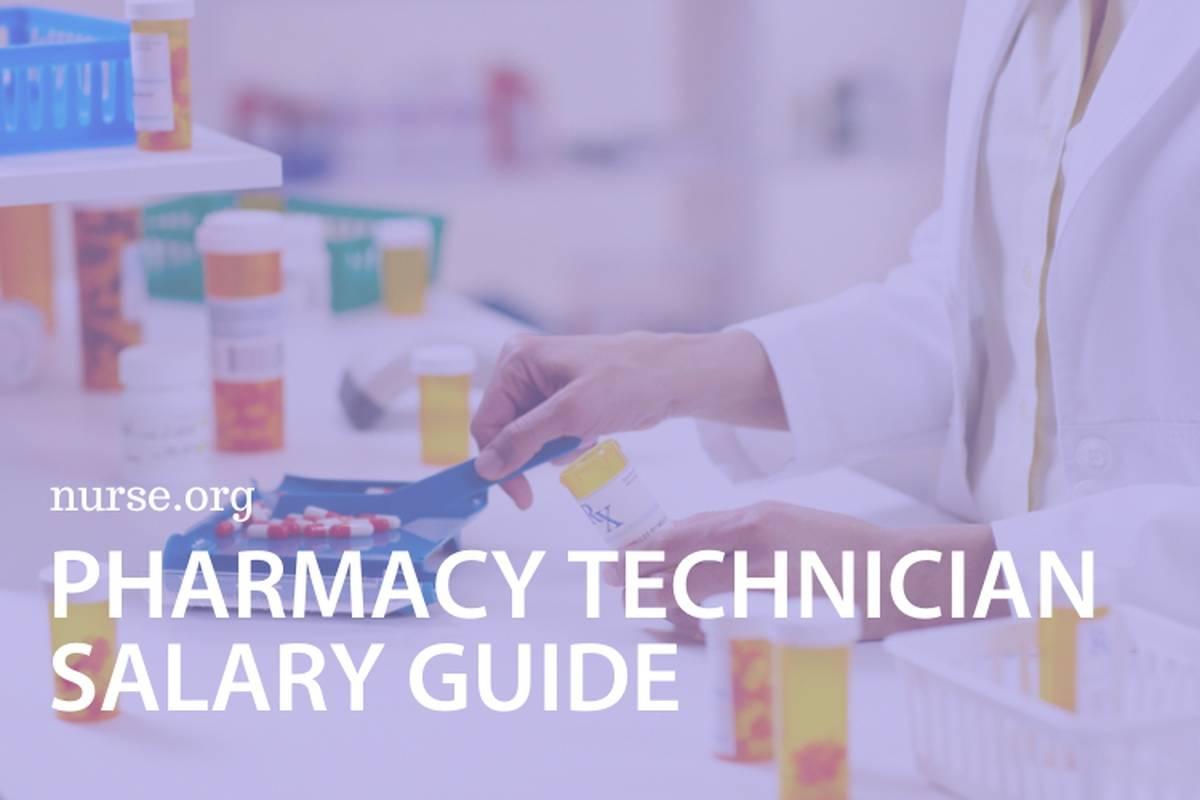How Much Do Pharmacy Technicians Make?