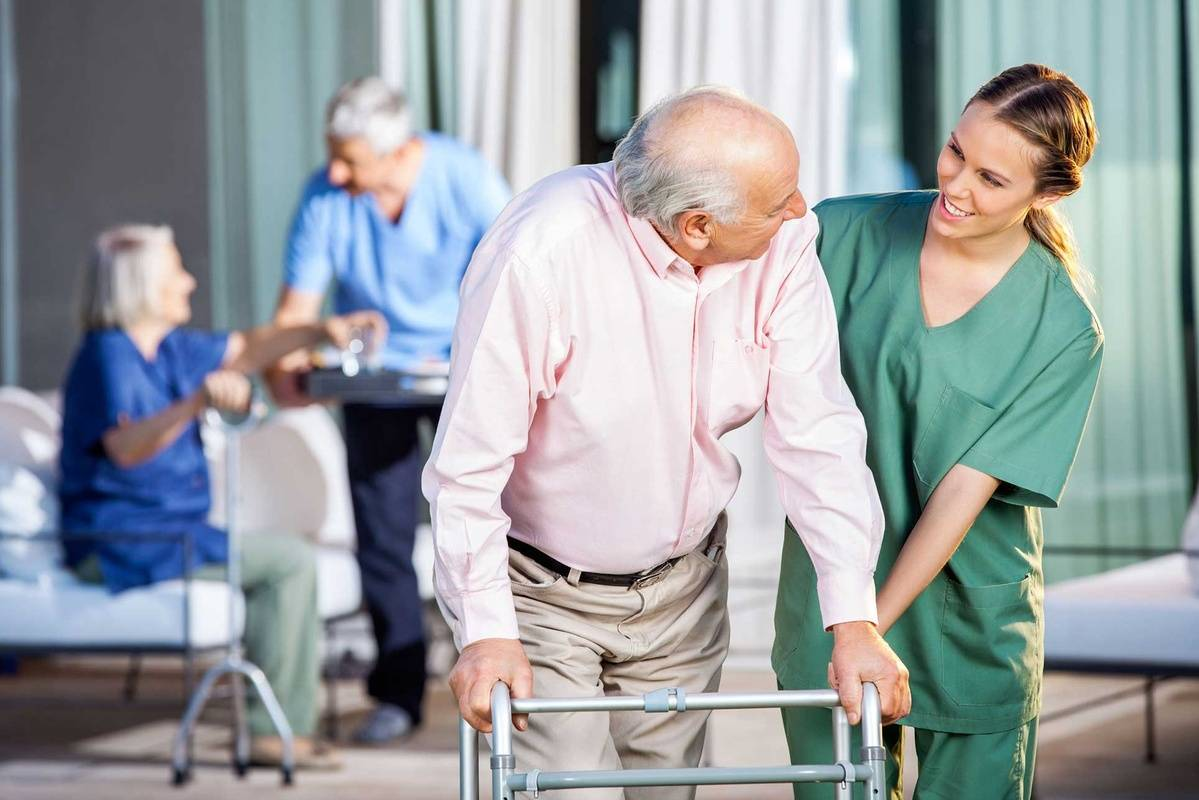 How to Stay Positive When You Work in Hospice