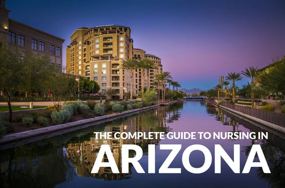 Guide To Arizona Nursing Resources