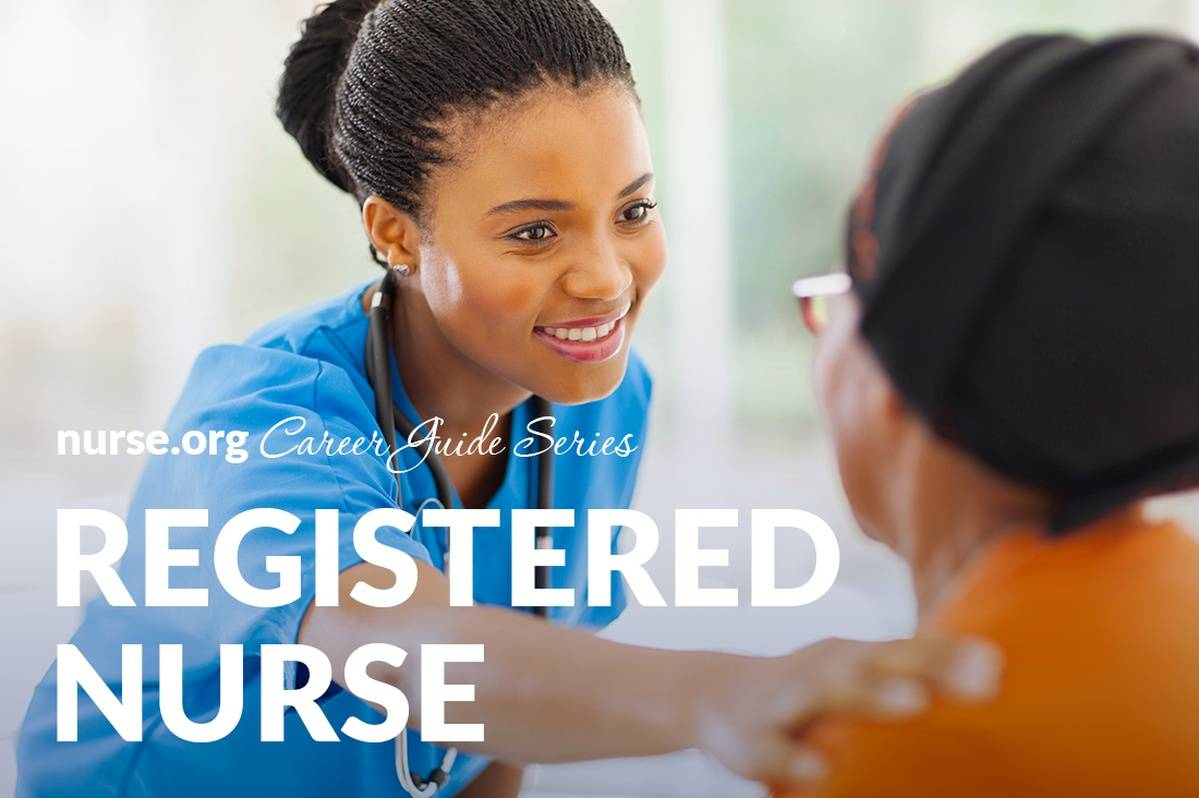Registered Nurse Career Guide