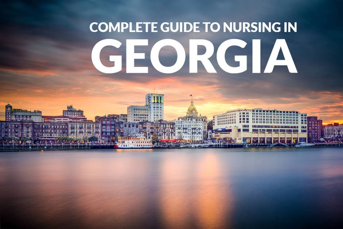 Georgia Nursing Resources