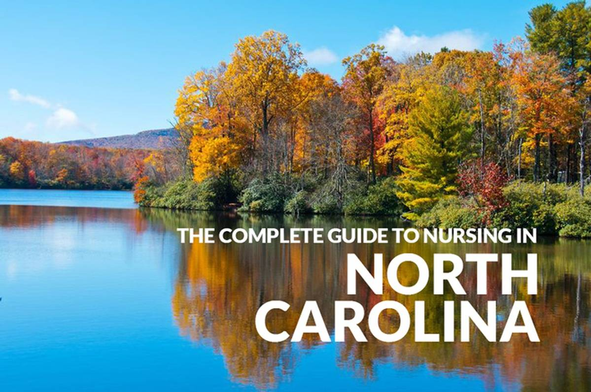 Getting Your Nursing License in North Carolina