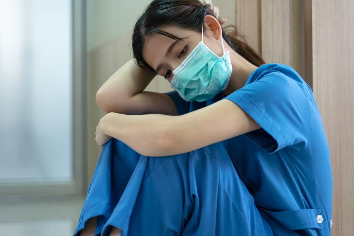 4 Unspoken Truths About Nurses, PTSD and the Pandemic