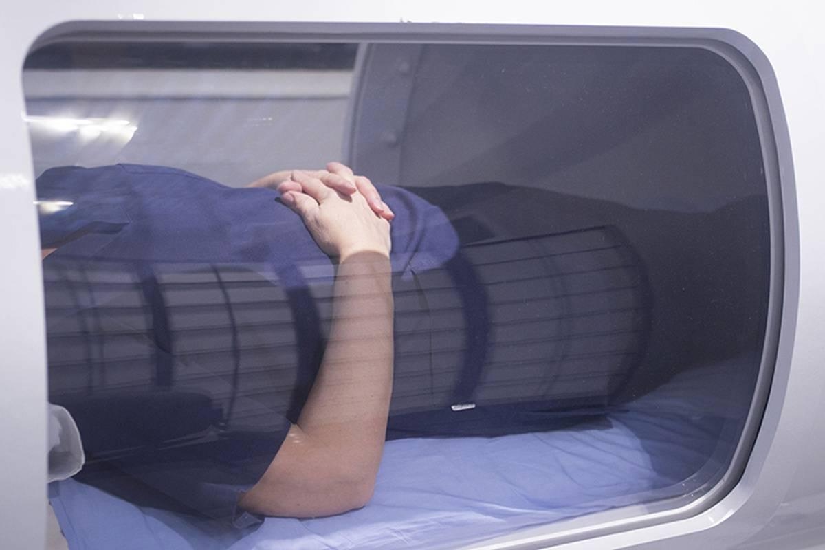 No Pressure Here - Life as a Hyperbaric Nurse