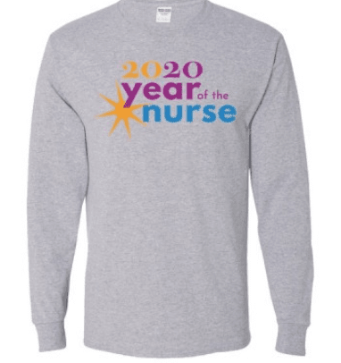 2020 nurse of the year shirt