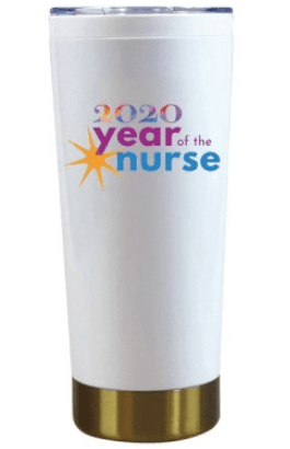 2020 nurse of the year tumbler