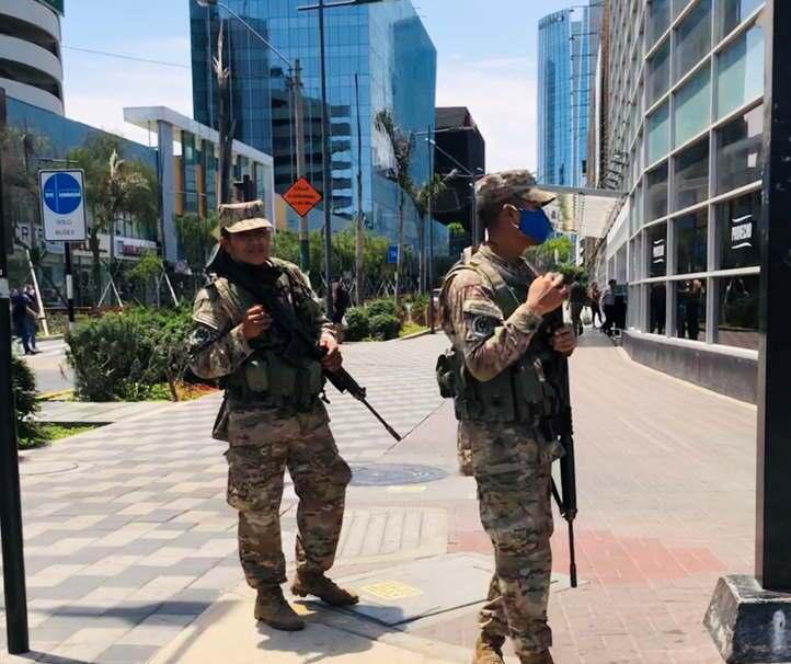 Nurse Stranded In Peru During COVID-19 Shutdown Shares